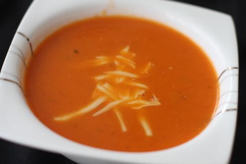 Domates Çorbası | Hamurger