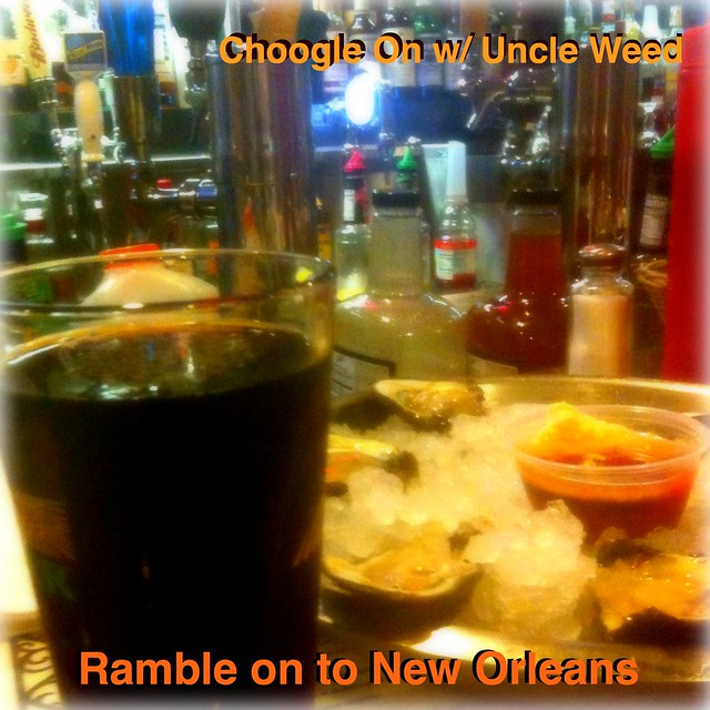Ramble on to New Orleans