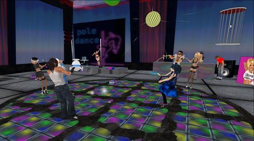 Old SLchool - More dancing