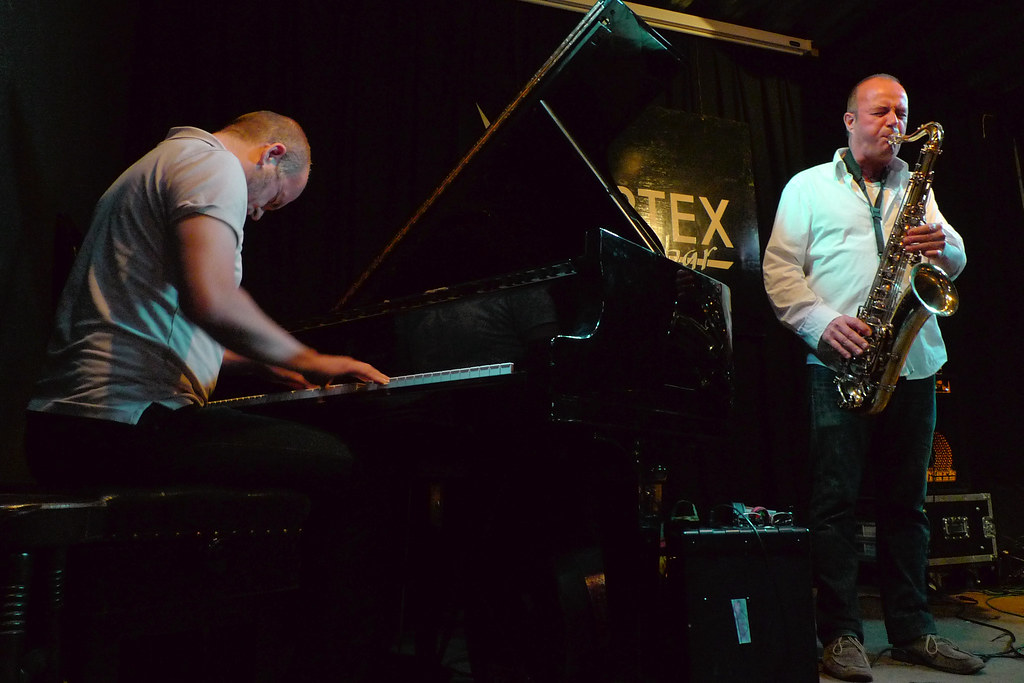 Tony Levin Tribute @ the Vortex London, 31.7.11