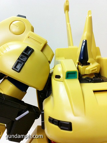 MG The-O PMX-003 Review OOB Build (68)