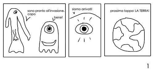 Troll e Phanty - 1 by Federico Gobbo