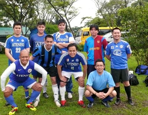 Team Utopia with the Younghusbands...De Jesus Bros. :)