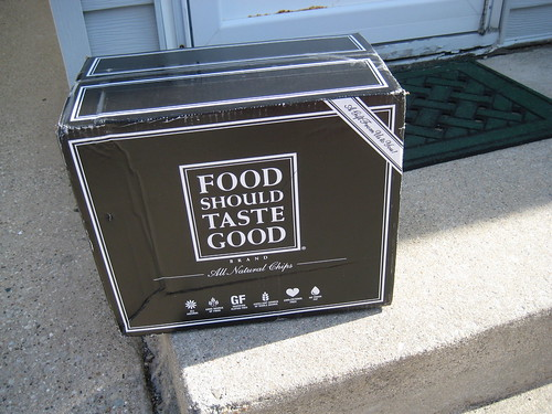 Food Should Taste Good box