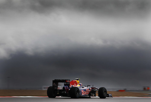 Mark Webber and Red Bull