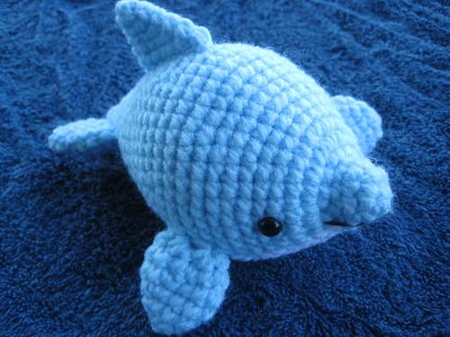 Free Amigurumi Dolphin Pattern : Dolphin version u awkward soul designs