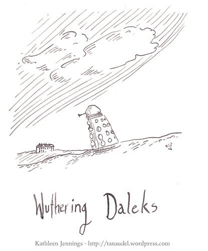 Wuthering Daleks