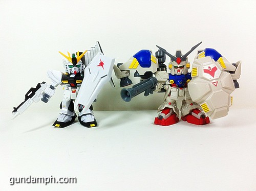SD Archive GP02A Gundam (2)