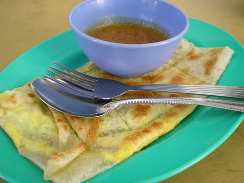 Choon Seng roti telur