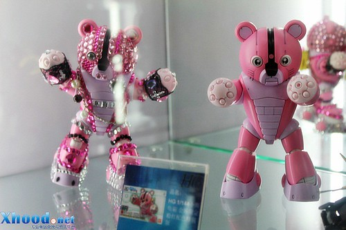 HG Pink Bear Guy Expo Edition (2)
