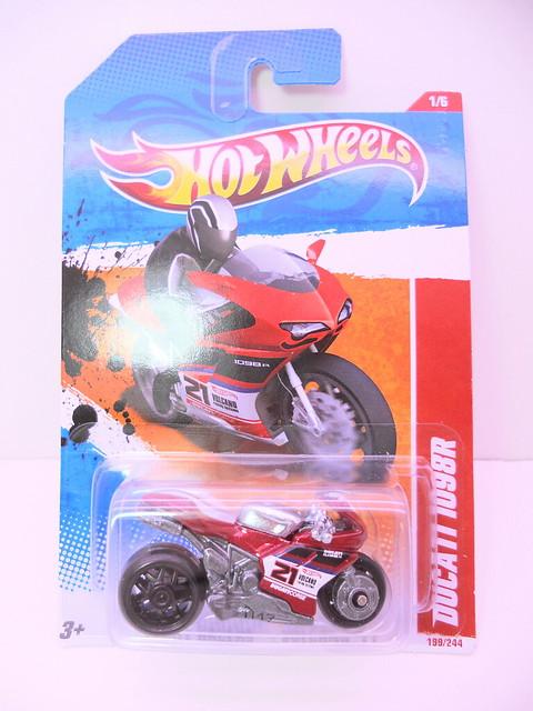 hot wheels ducati 1098R red (1)