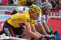 Maillot Jaune - Vainqueur du Tour 2011 : Cadel...