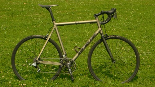 nicolai argon road bike