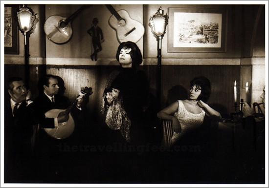 """""""Fado Corrido"""" com Amália Rodrigues, 1964"""