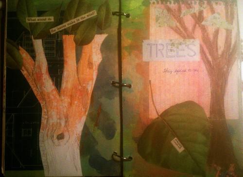 Trees by Amanda Jolley