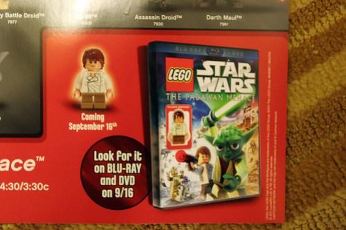 LEGO Poster Giveaway Corner