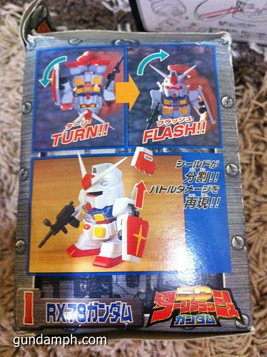 SD Rx-78-2 with LED Gimmick with Board Game (2)