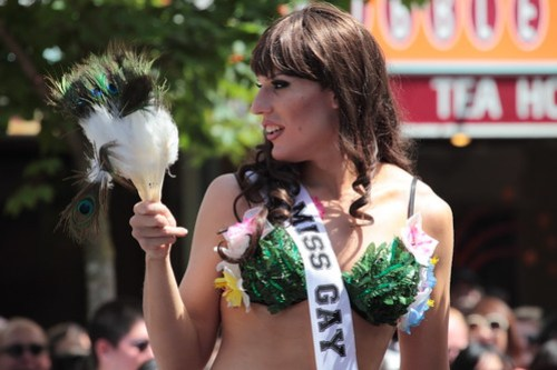 Vancouver Pride Parade 2011