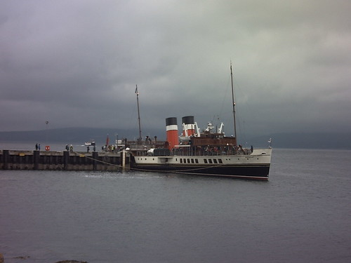 A' Waverley, Loch Raonasa, Eilean Arainn