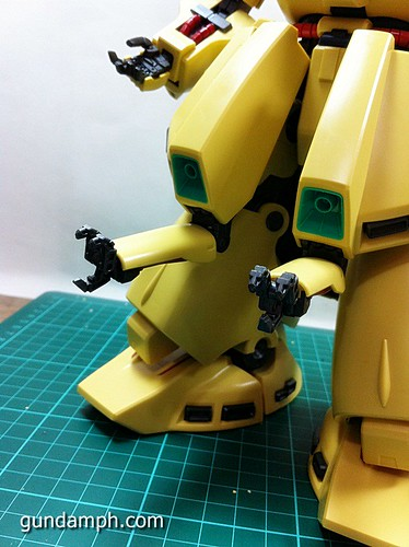 MG The-O PMX-003 Review OOB Build (52)