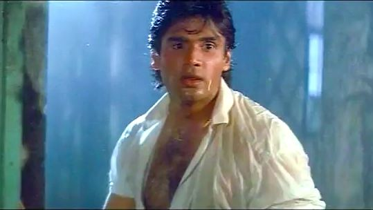 Image result for suniel shetty rain