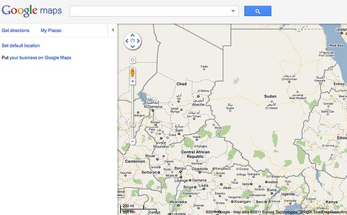Google - Sudan - 9 July