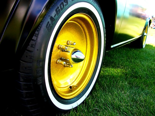 1963 Ford Econoline wheel
