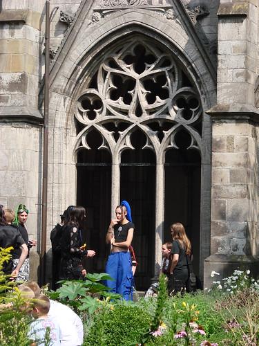Goth on Goth
