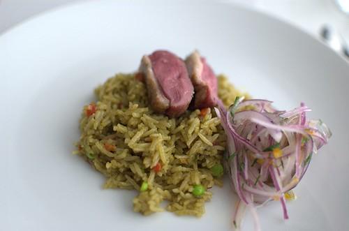 Grimaud arroz con pato