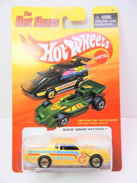 hot wheels hot ones buick grand national (1)