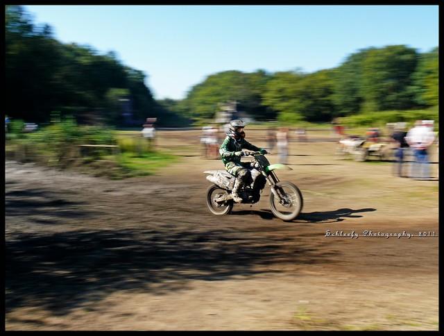 #274/365 Panning: Moto Cross