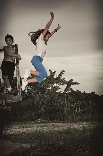 Leap of Faith..........Havana, Cuba by Rey Cuba