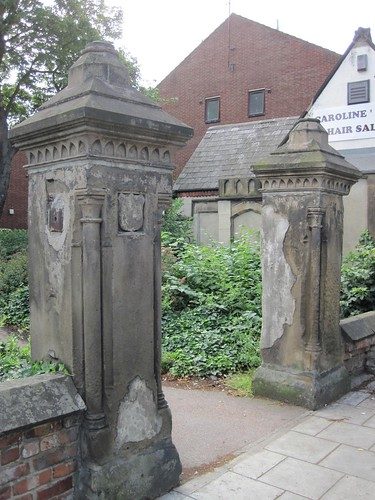 Gates of Bishops House, Marton Road
