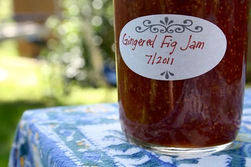 free figs = figgy jam