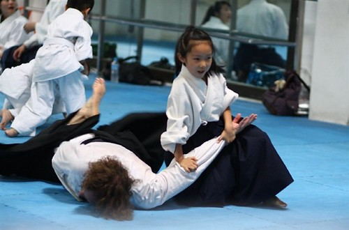 Aikido in Wuhan
