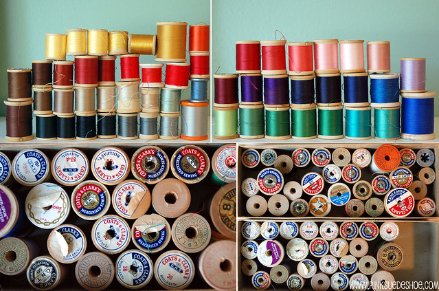 all the threads mosaic