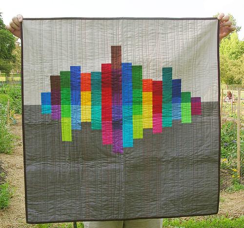 Kona challenge quilt