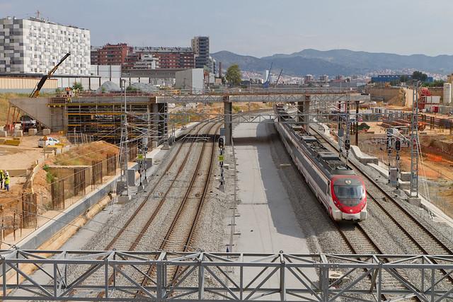 Pont del Treball - Norte - 08-07-2011