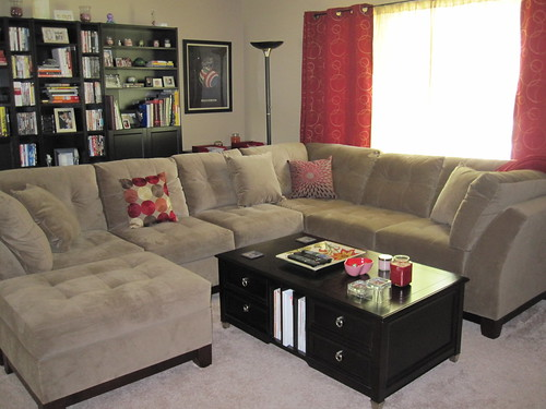 new sectional