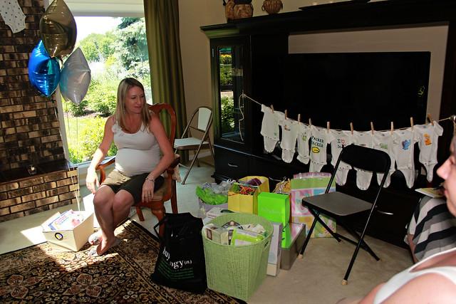 Sara's Baby Shower