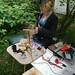 Elizabeth's lamp build