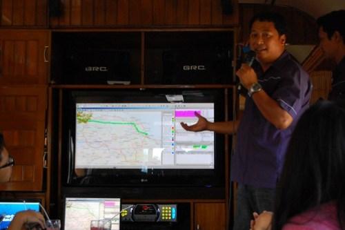 Network Monitoring Explained inside Train Wagon