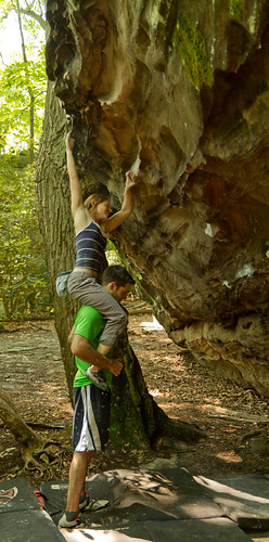 Assisted Bouldering ...