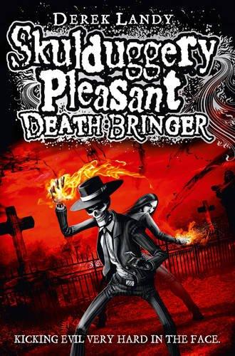 Skulduggery Pleasant Death Bringer