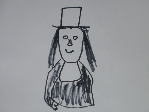 Mona Lisa (With A Hat)
