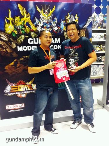 Free SD Astray Red Frame at TK Gundam Detailing Contest Caravan (26)