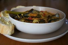 Sjef Hansen's Spicy Mussel Pot