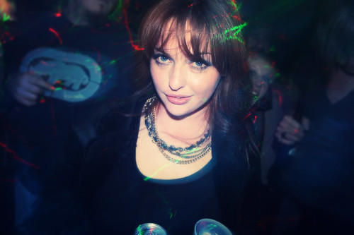 This is me at Barbarella Night Club.