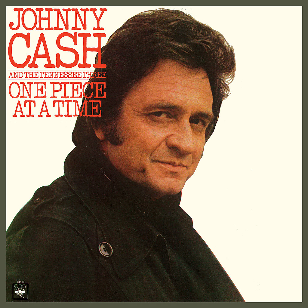 Johnny Cash Album Cover Art