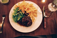 Steak Frites, Le Bistrot, Singapore Indoor Stadium